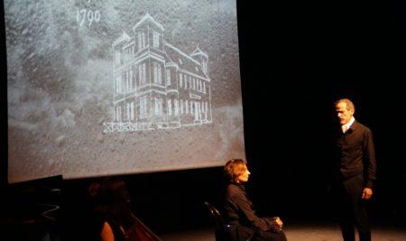 В театре «Эрмитаж» в Москве прошел спектакль об Александре фон Гумбольдте