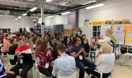 «СВОИ»  – проект профессиональной поддержки для преподавателей