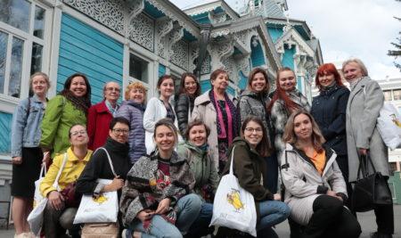 Интервью со слушателями курса повышения квалификации для преподавателей немецкого языка