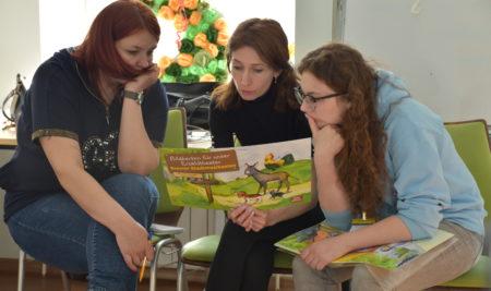 Как прошла программа «Методика работы с детьми и молодежью в рамках деятельности этнокультурных и языковых клубов»?