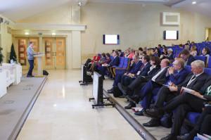 Международная научно-практическая языковая конференция «Немцы в России сохранение языка – развитие национальных меньшинств»