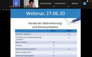 Вебинар «Как организовать и провести вебинар или онлайн-встречу»