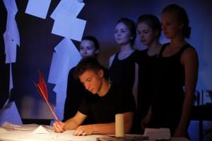 Семинар-практикум по театральному творчеству